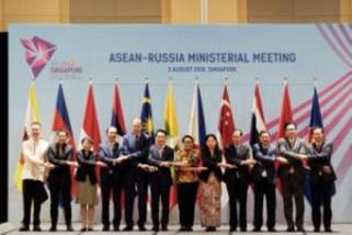 Indonesia dipilih menjadi koordinator kemitraan ASEAN-Rusia