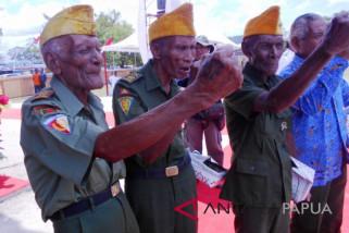 Veteran: Papua banyak perubahan dalam 73 tahun Kemerdekaan RI