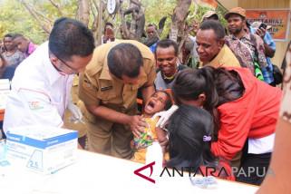 Wabup Jayawijaya: masyarakat makin percaya imunisasi MRP
