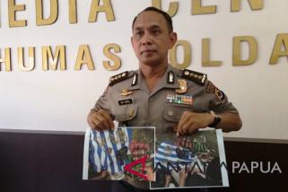 Polri-TNI tangkap delapan warga beserta ratusan amunisi
