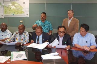 Kemenkes RI-PNG kerja sama tangani polio