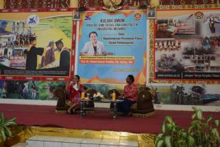Menteri PPPA ajak civitas akademika Musamus wujudkan kesetaraan gender