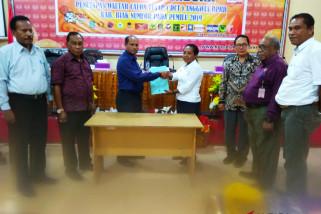 KPU Biak Numfor tetapkan 398 DCT Pemilu 2019