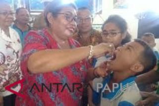 Dinkes Biak Numfor klaim imunisasi MRP capai 92,29 persen