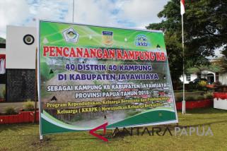 Pemkab Jayawijaya perbanyak jumlah kampung KB