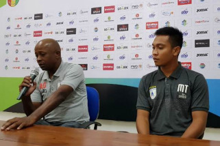 Pelatih Persipura : Mitra Kukar punya pelatih bagus