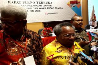 Bupati Mimika terpilih upayakan 100 persen warganya dukung Jokowi