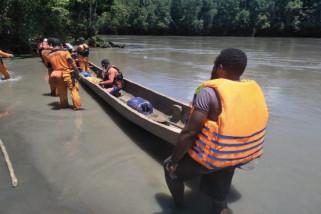 Tim SAR cari pekerja jalan transPapua yang hilang di Yahuli