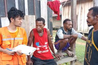 Tim Ekspedisi Papua Terang survei 722 desa