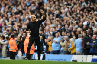 Guardiola ingin City lebih tajam meskipun menang 3-0 atas Fulham