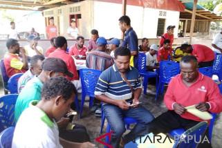 Dinas Perikanan Biak Numfor dan BI bina kelompok nelayan