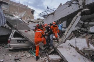 Presiden minta evakuasi korban gempa Sulawesi Tengah jadi prioritas