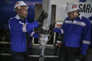 Penyaluran biodiesel 20 persen Pertamina