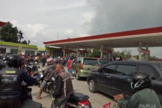 Pertamina imbau warga Timika tidak beli BBM berlebihan