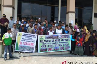 Baznas: bantuan warga Mimika sudah tiba di Palu