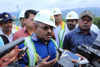 Gubernur Papua akui rendahnya daya serap OPD 2018
