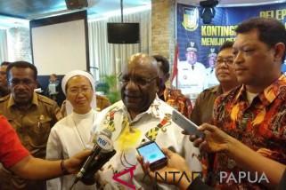 Wagub Papua imbau masyarakat tetap tenang terkait aksi KKSB