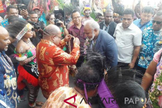Gubernur Madang ke Papua bahas kerja sama ekonomi