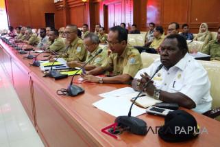 Pemprov Papua gandeng KPK evaluasi pemberantasan korupsi lima kabupaten