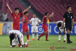Tiket Indonesia versus Jepang hanya dijual melalui daring