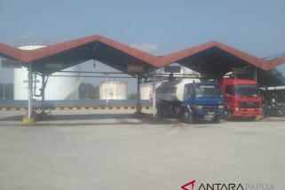 Pertamina jamin pasokan BBM Timika kembali lancar