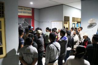 Polisi amankan delapan napi di Lapas Merauke