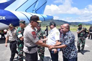 Kapolda Papua: dua warga diamankan terkait pertikaian di Oksibil