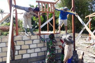 Dandim : TMMD bangun gereja di Kampung Wamariri