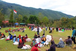 Disnakerindag Jayawijaya akan langsung distribusikan beras medium