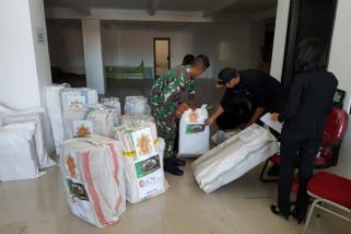Yonif 501 Kostrad salurkan bantuan untuk korban gempa Sulteng