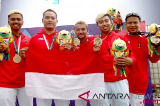 Peraih medali paralayang Asian Games 2018 selamat dari gempa Palu