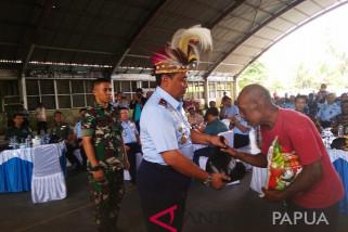 TNI AU bangun fasilitas pendukung Skuadron 27 Lanud Manuhua