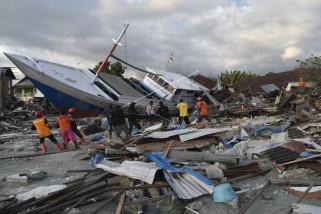 BNPB: korban meninggal akibat gempa-tsunami Sulteng 2.010 orang