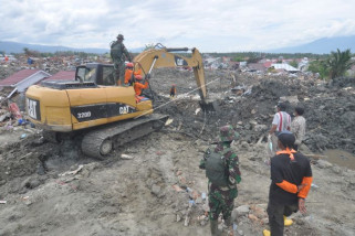 BNPB: korban meninggal akibat gempa-tsunami Sulteng 2.073 orang