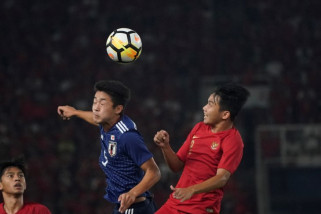Indonesia terhenti di perempat final Piala U-19 Asia
