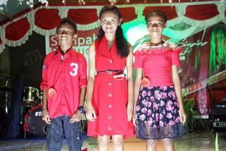 Jansen Kakiay juara kontes menyanyi anak