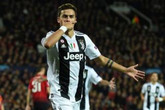 Juventus lanjutkan kemenangan di Liga Champions