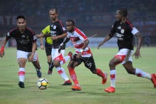 Madura United berbagi poin dengan Persipura