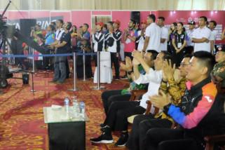 Asian Para Games - Presiden prediksi Indonesia raih 20 medali emas