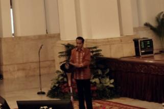 Presiden Jokowi buka pertemuan pimpinan gereja se-Indonesia