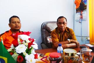 KPU Biak Numfor terima logistik Pemilu 2019