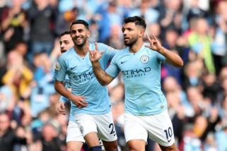 Manchester City dan Liverpool kuasai klasemen sementara Liga Inggris