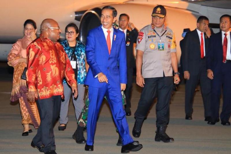 Kunjungan Presiden ke Merauke Papua