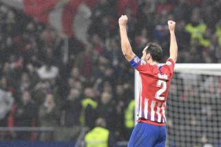 Liga Spanyol - Atletico menang dramatis 3-2 atas Bilbao