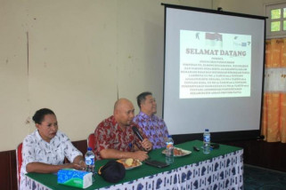 Pemkab Asmat gelar diskusi Road Map Reformasi Birokrasi