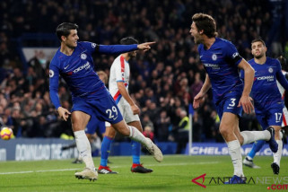 Chelsea bekuk Crystal Palace 3-1