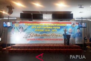 KNPI Papua akan rekrut 9.000 relawan PON 2020