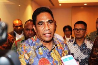 Pemprov Papua: pembangunan kembali gedung sasana krida belum dibahas
