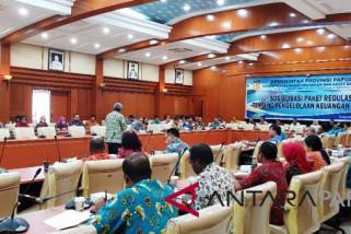 Kemendagri sosialisasikan regulasi pengelolaan keuangan di Papua