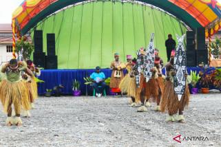 DPKPO Mimika gelar lomba tari Amungme dan Kamoro